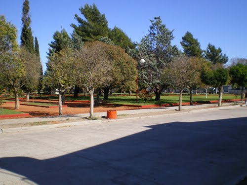 plaza central villalonga