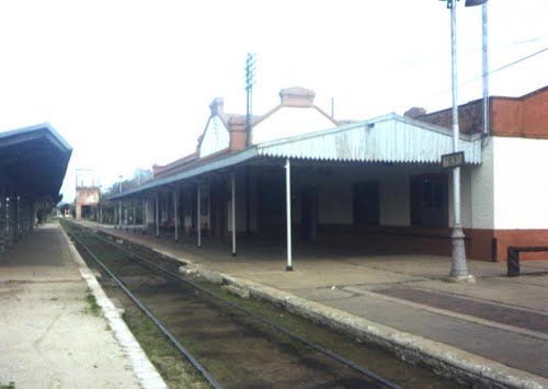 Estación de Tren. (General Pico, La Pampa)