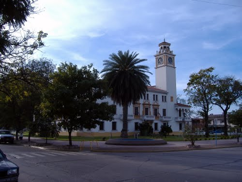 Casa de Gobierno. Alberto Williams