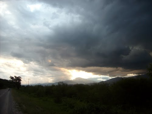 Nubes Oscuras/Dark clouds