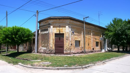 Houses at Ramallo